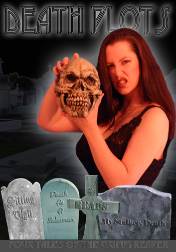 Debbie Rochon in Death Plots