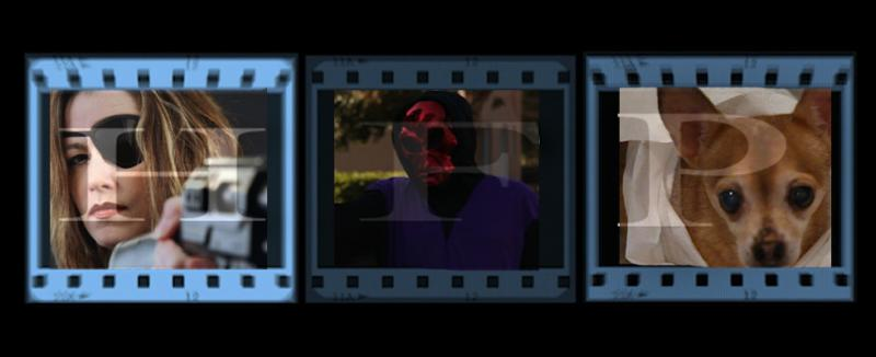 Weird World of HFP film strip